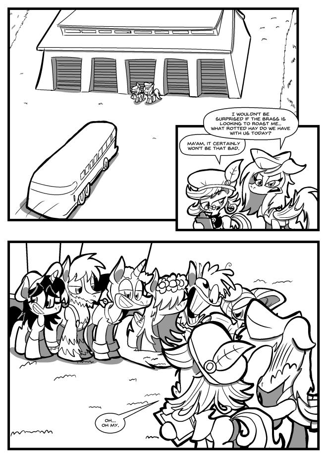 Roan Comic #1